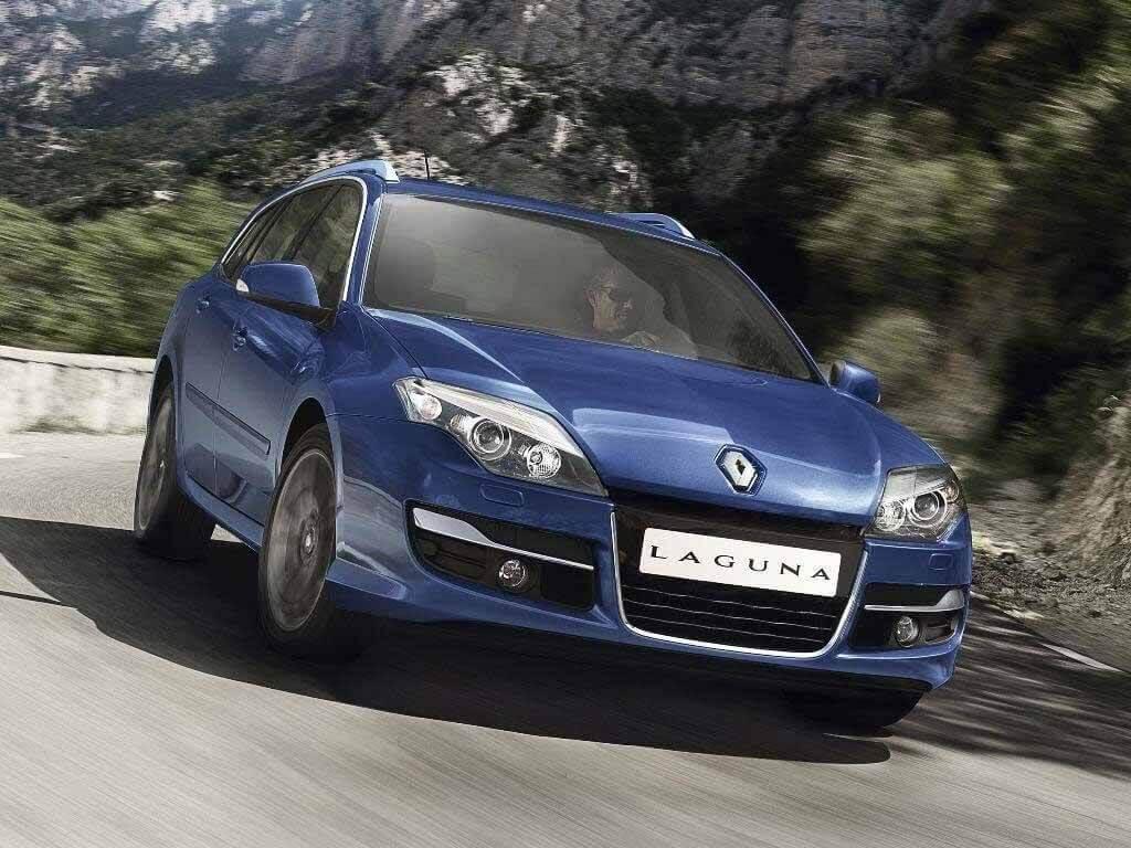 Почему стоит обратить внимание на Renault Laguna 3