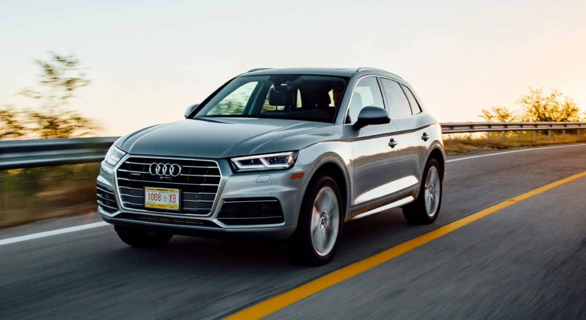Audi Q5. Ауди Фотографии
