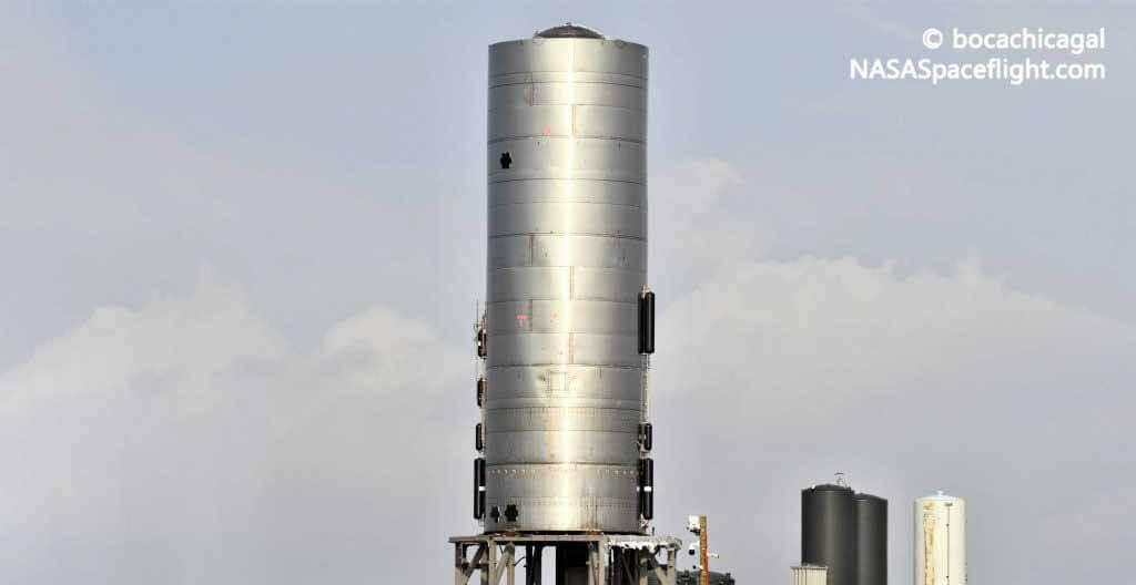 Орбитальный дебют SpaceX может случиться в этом году