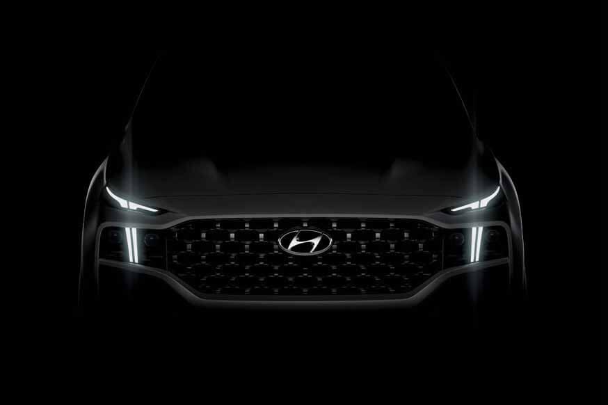 Hyundai тщательно обновил Santa Fe: другой внешний вид, а также новая платформа с «начинкой»