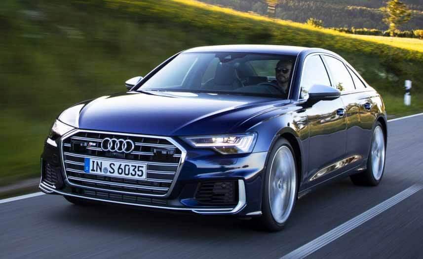 Новые Audi S6 и Audi S7 Sportback выходят на российский рынок