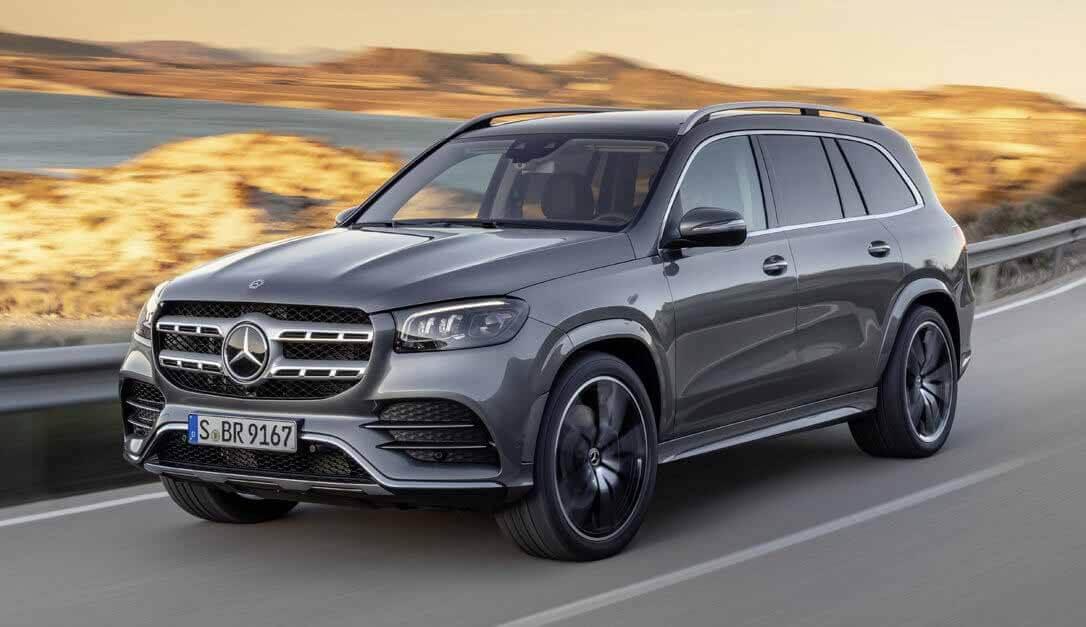 Автомобили Mercedes-Benz подорожали в России