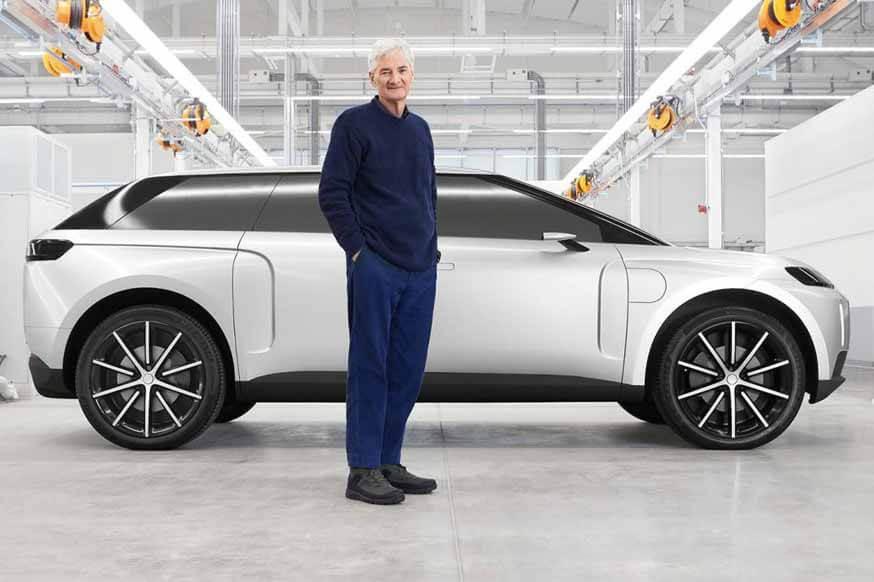 Каким будет автомобиль Dyson: двухдвигательная установка мощностью 544 л.с. и запас хода около тысячи км