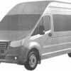"""Микроавтобус """"ГАЗель NN"""". Фото Роспатент"""