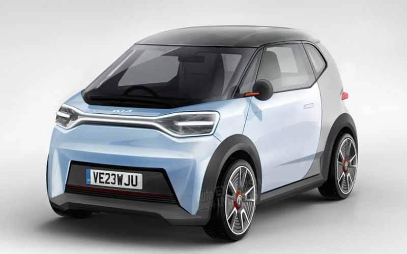 Kia выпустит новый электрический городской автомобиль