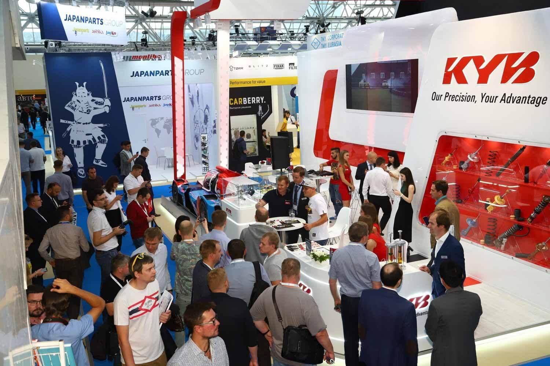 Московская выставка MIMS Automechanika перенесена на ноябрь 2020