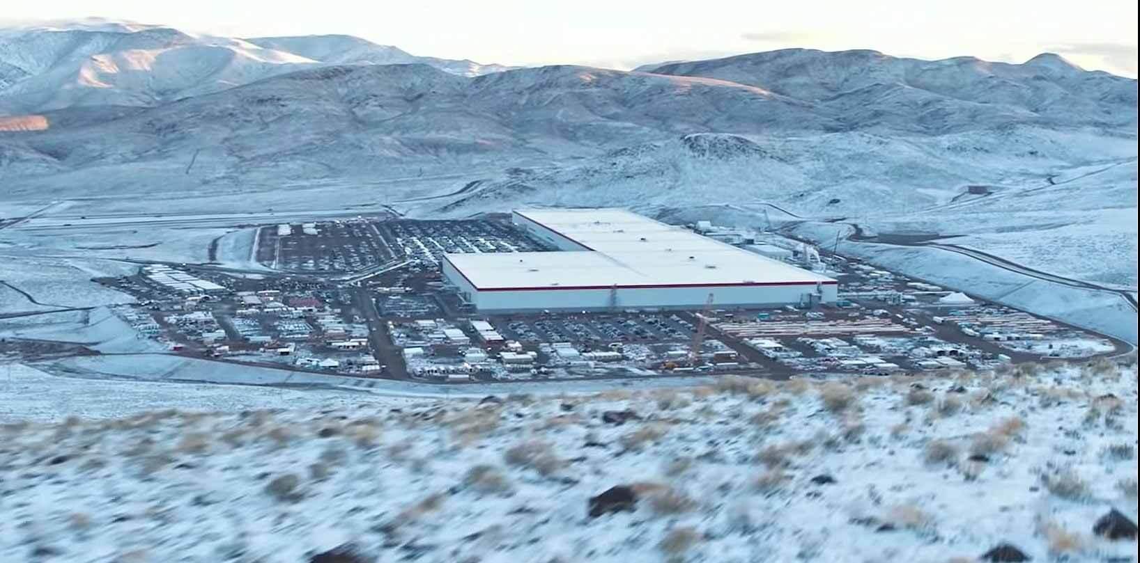 Tesla Gigafactory Nevada готовится к расширению, так как Panasonic указывает на высокий спрос