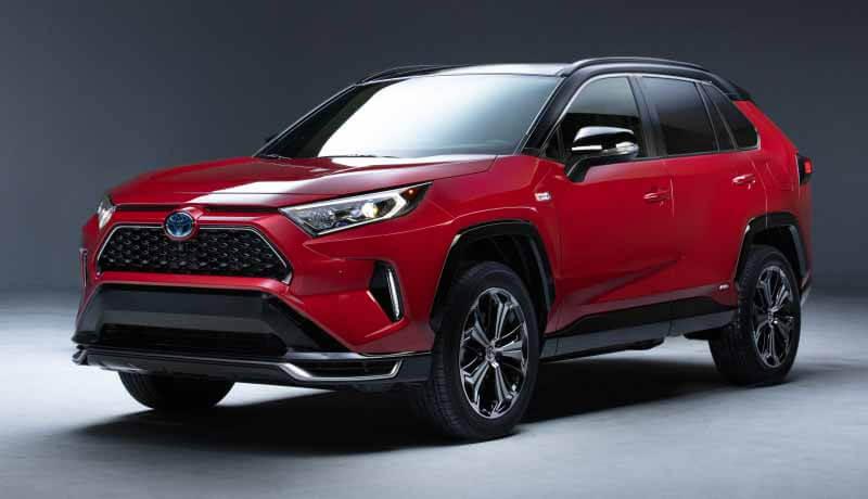 Toyota начала продавать самую мощную Toyota RAV4 Prime