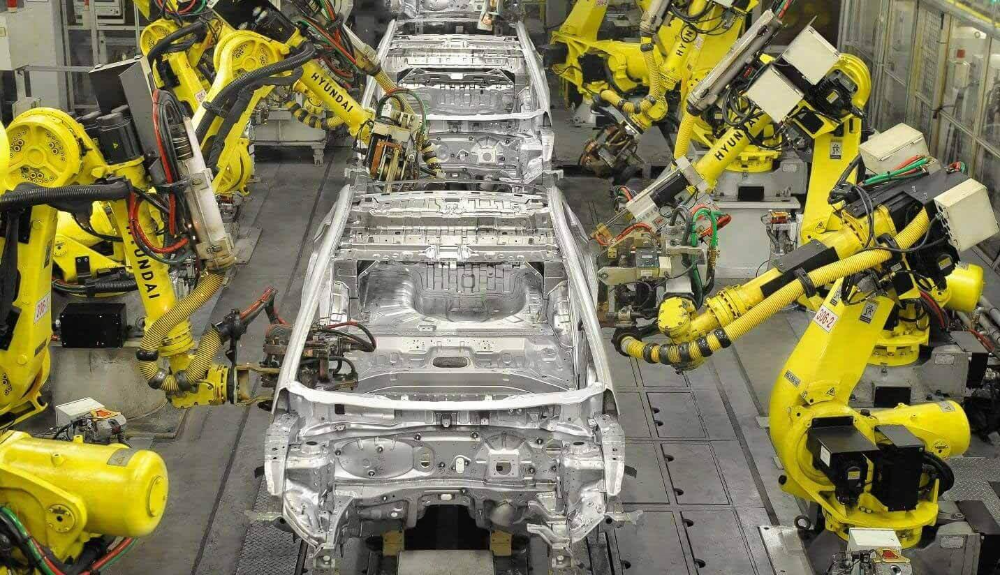 В апреле производство автомобилей в России упало на 79,2%