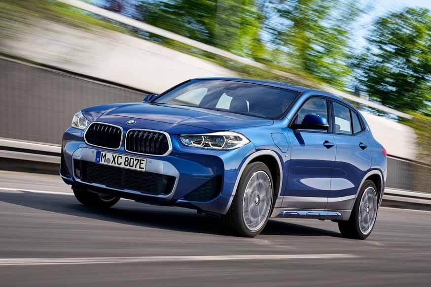 Внедорожник BMW X2 стал перезаряжаемым гибридом. Есть и другие новые вещи.