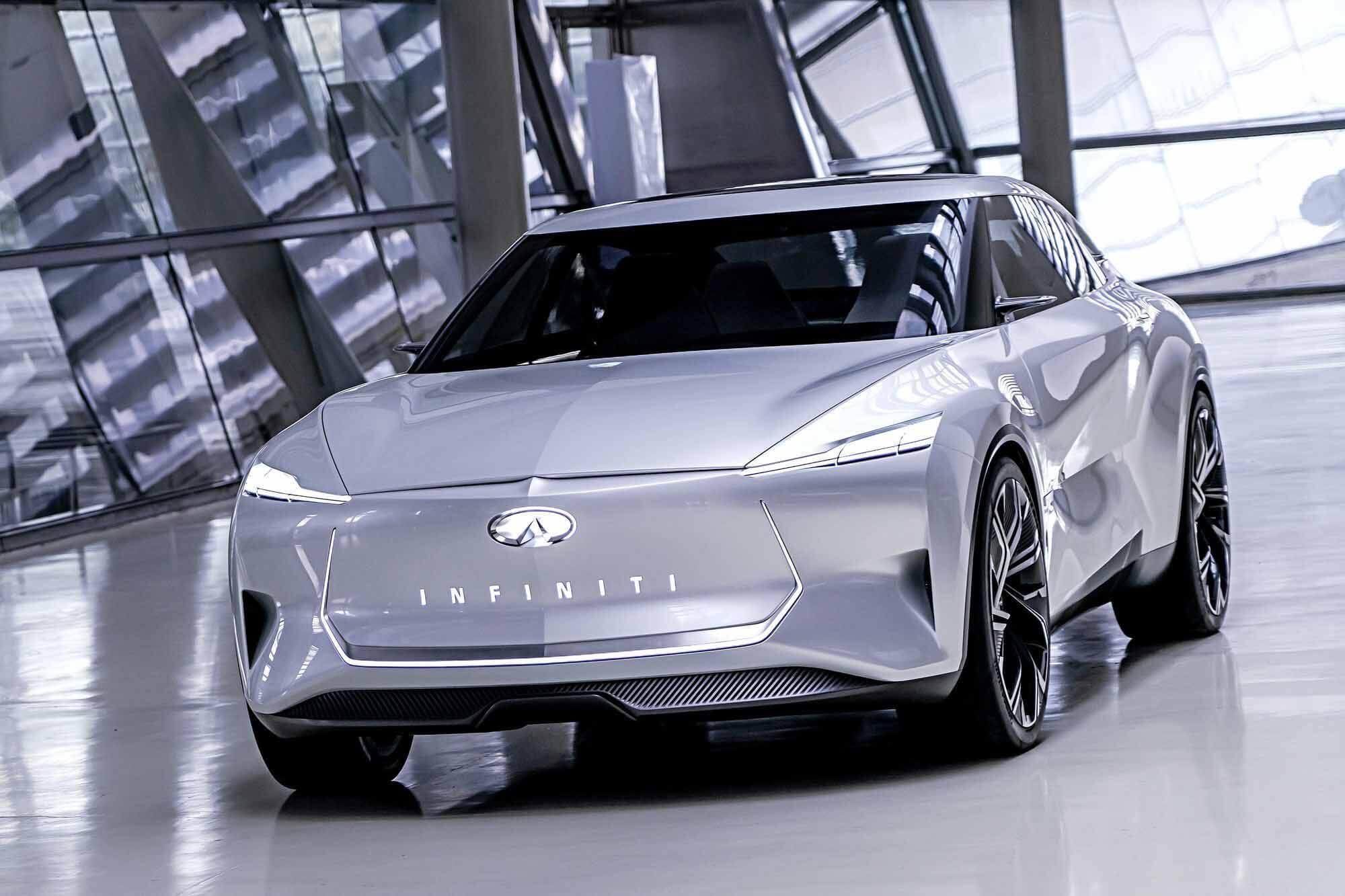Infiniti выйдет из конкуренции с «немцами» и станет «Nissan with a plus»