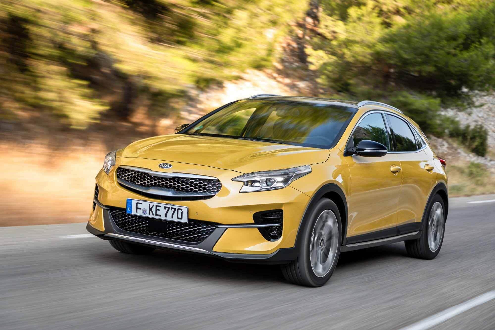 Kia XCeed за 1,5 миллиона: «отвертка» от «Автотора», кузов - из Словакии, замена масла - раз в полгода