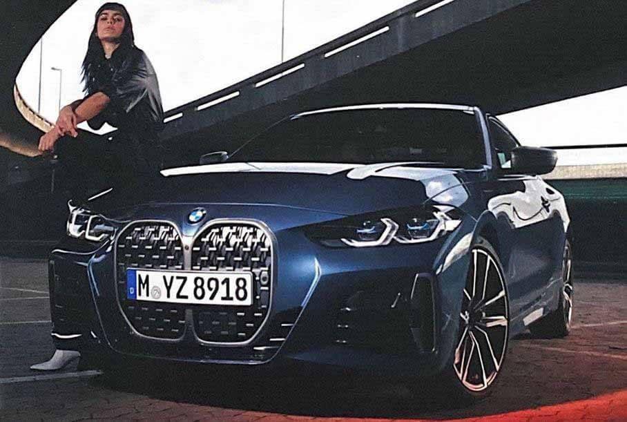 BMW 4-Series. Фото instagram.com/bmworldm