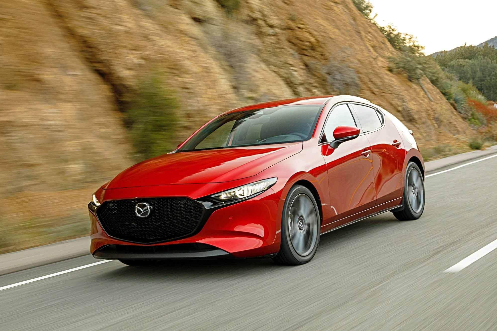 Почти MPS: Mazda 3 получит версию с полным приводом и турбонаддувом