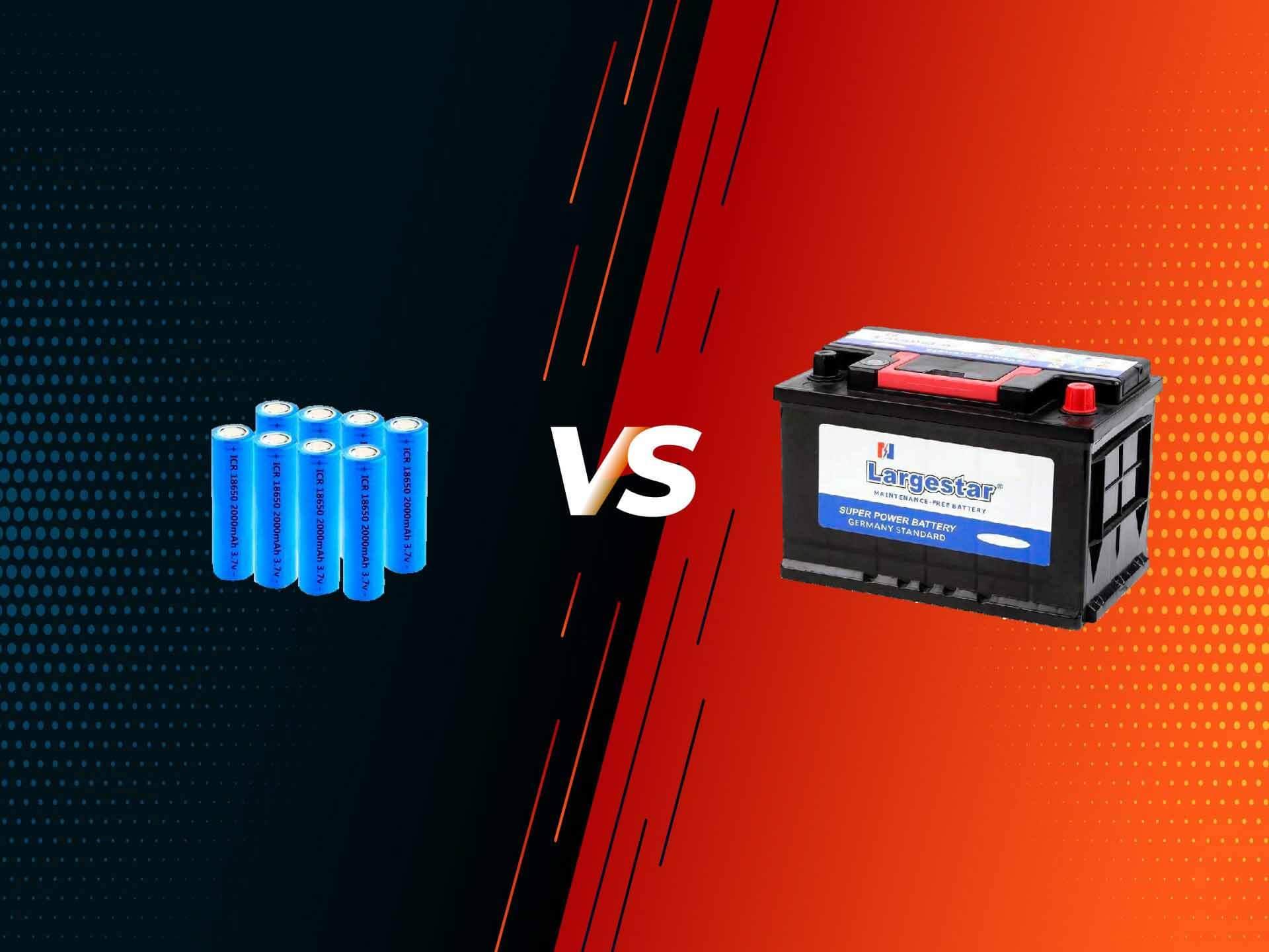 Почему вместо огромных и тяжелых свинцовых батарей мы не используем маленький и легкий литий