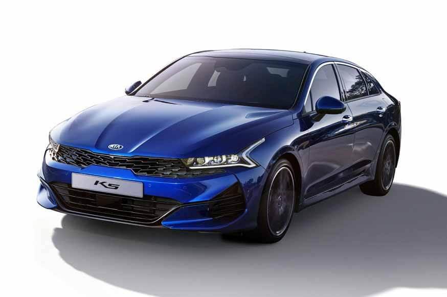Новый бизнес-седан Kia для Российской Федерации: другое название, только передний привод, атмосферный и автоматическая коробка передач