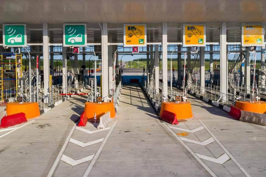 Проблема узкого места платной автомагистрали М-4 Дон устранена в середине лета.