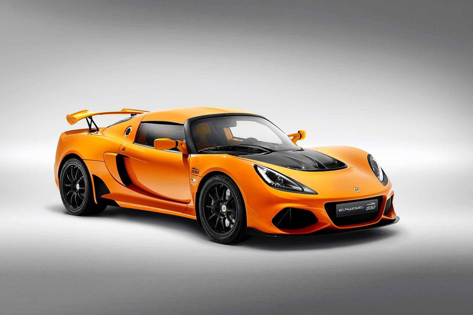 Веселая «корка»: Lotus представила юбилей Exige для гурманов