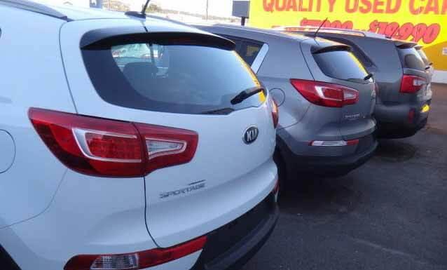 Российские автовладельцы переходят на подержанные автомобили