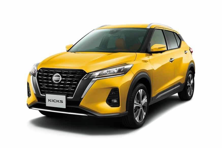 Обновленный Nissan Kicks теперь и в Японии: гибридная установка и только передний привод