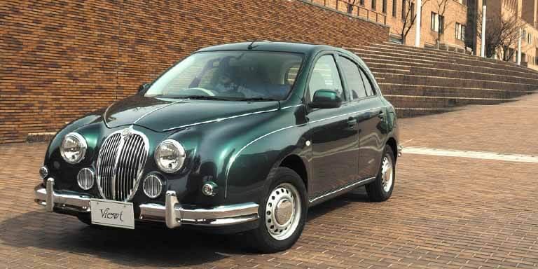 ТОП-3 современных авто с ретро дизайном