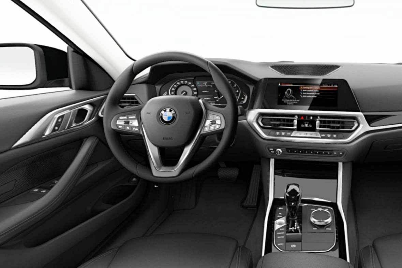 """Аналоговые инструменты BMW живы! В базе на новой """"четверке"""""""