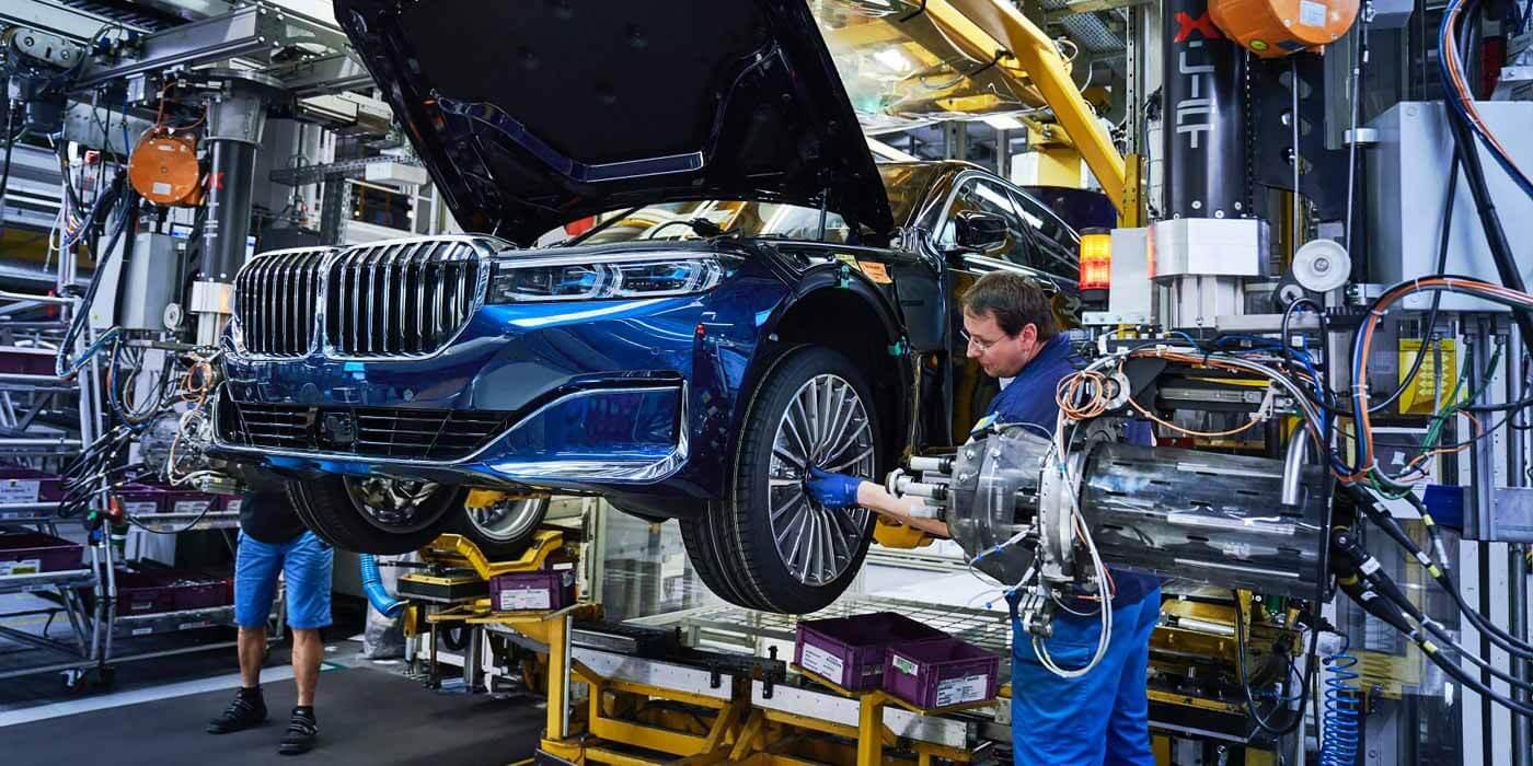 Автотор приостановит производство автомобилей BMW
