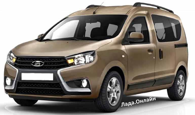 АвтоВАЗ отказался выпускать Lada минивэны