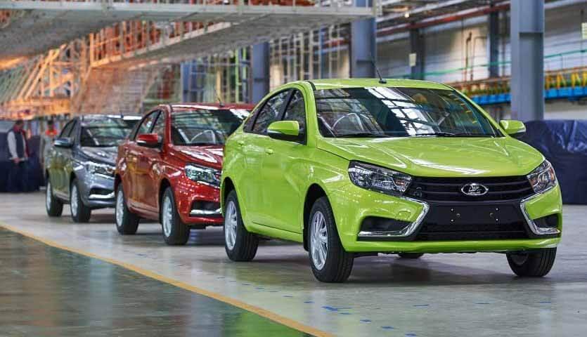 АвтоВАЗ разрабатывает новые двигатели для Lada