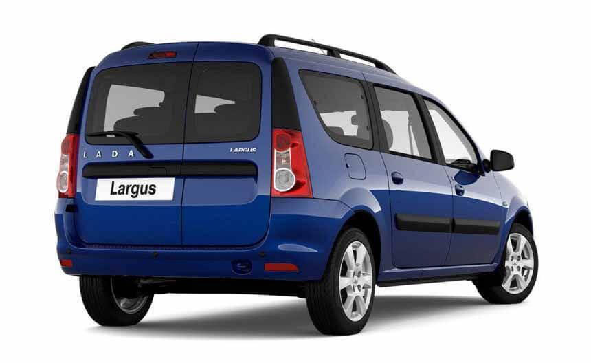 АвтоВАЗ сертифицировал обновленную Lada Largus