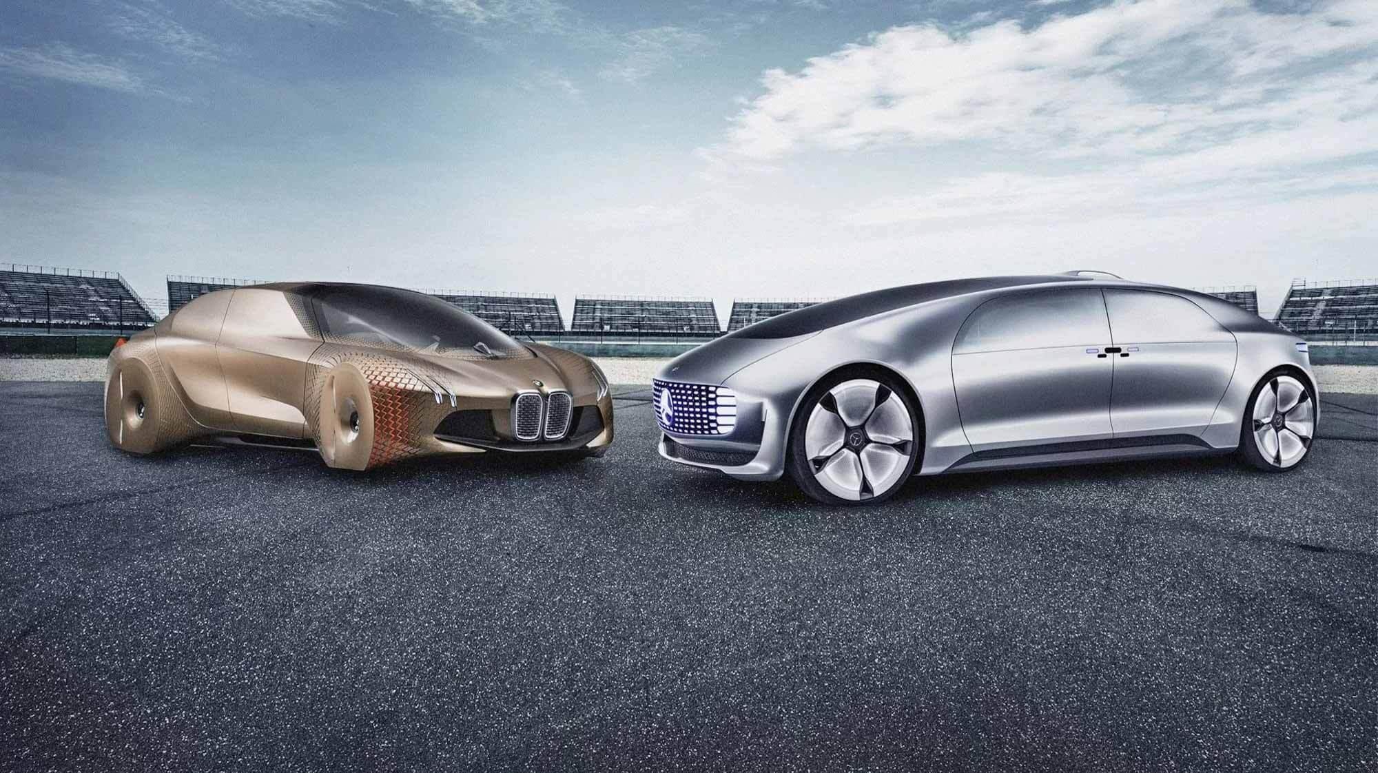 Время не пришло: BMW и Daimler приостановили автопилот