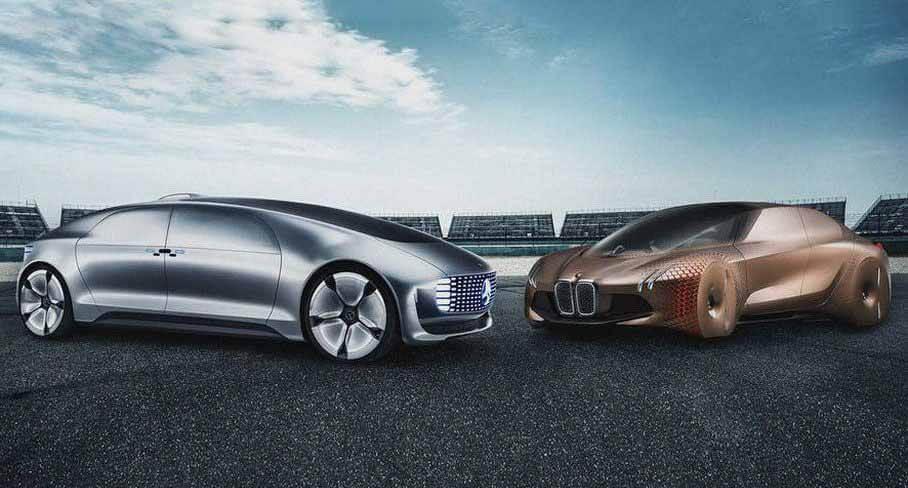 Daimler и BMW приостановили совместную разработку дронов