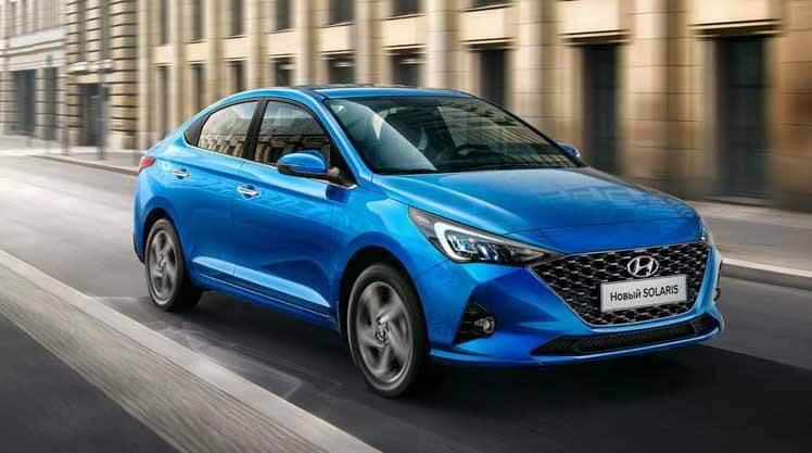 Hyundai может выпустить универсальный Хендай Солярис в России