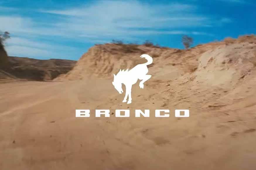 Дебют автомобильной аудиосистемы Ford Bronco Frame SUV: менее чем за две недели до премьеры