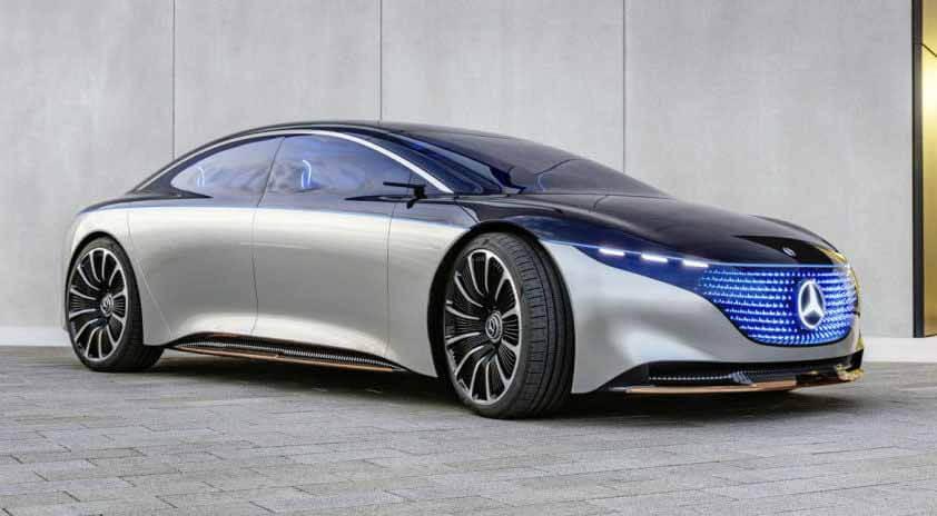 Mercedes и NVIDIA вместе создадут автономный автомобиль
