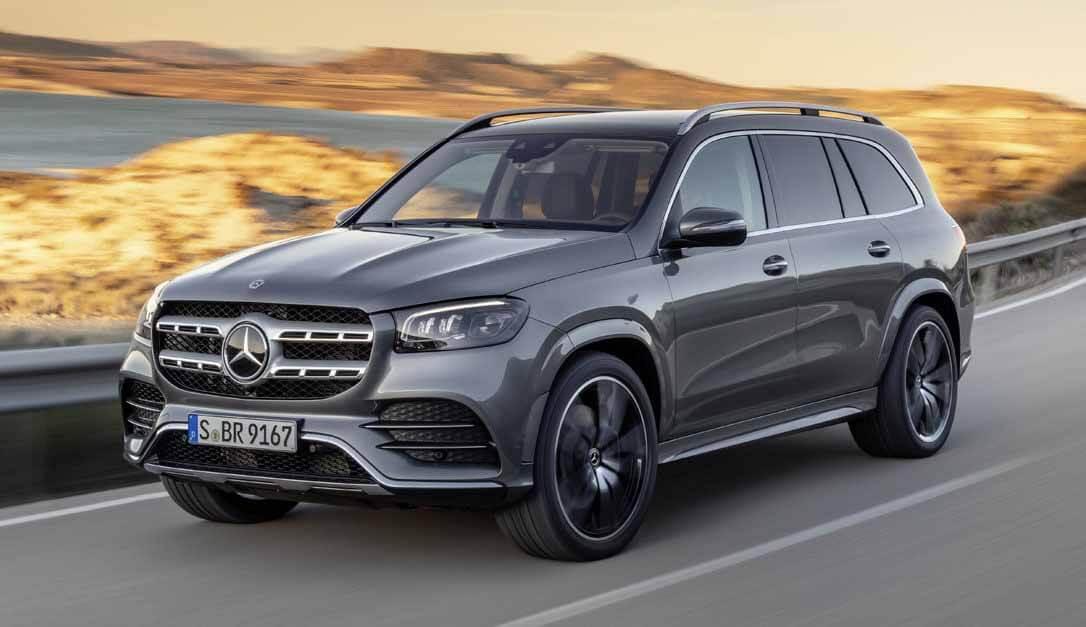 Мерседес-Benz поднял цены на свои автомобили в России