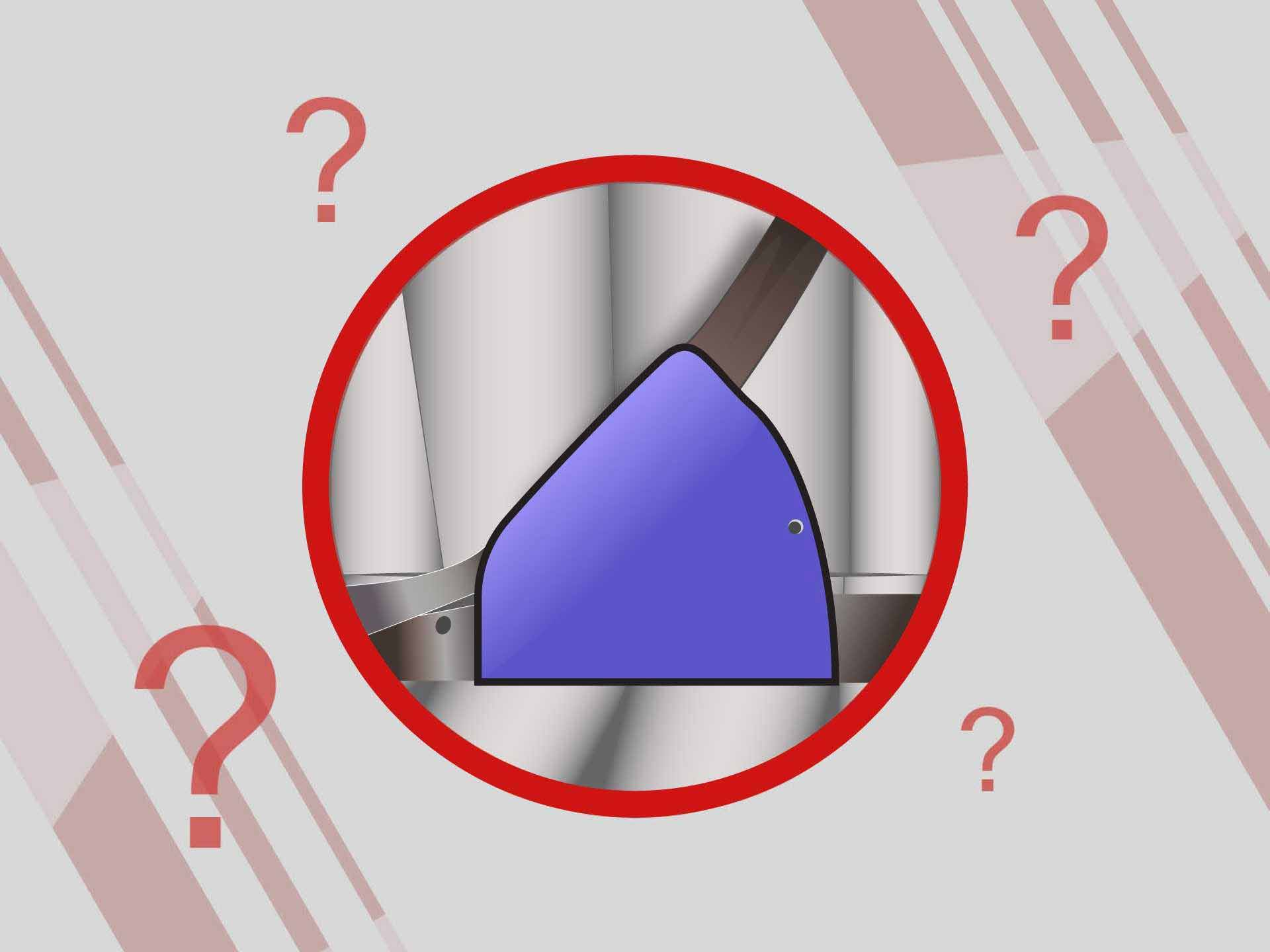 Адаптер для ремней безопасности: можно ли использовать, ответ ГИБДД