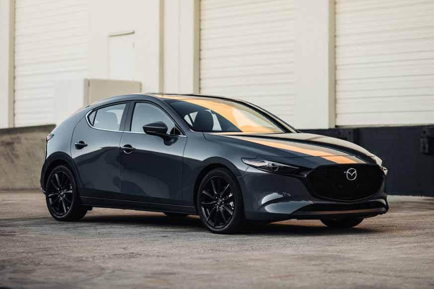 Накануне премьеры Mazda предложила послушать, как звучит трехдвигательный турбо-двигатель