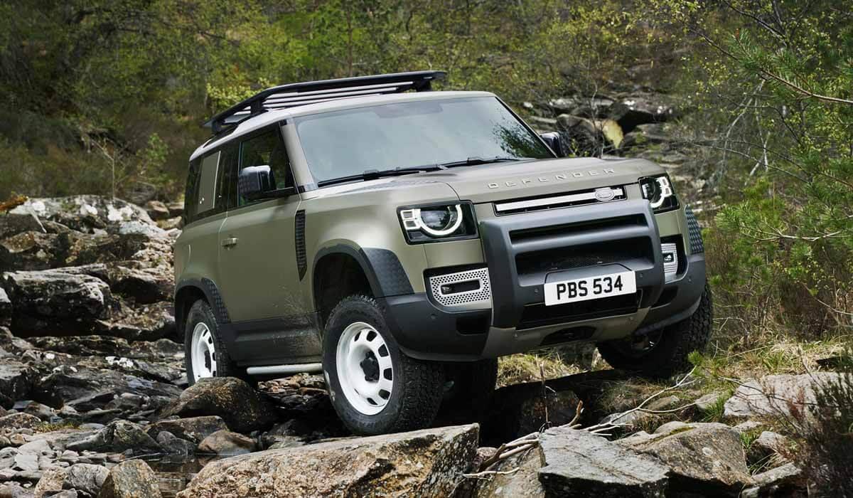 Новый Land Rover Defender может стать дефицитным