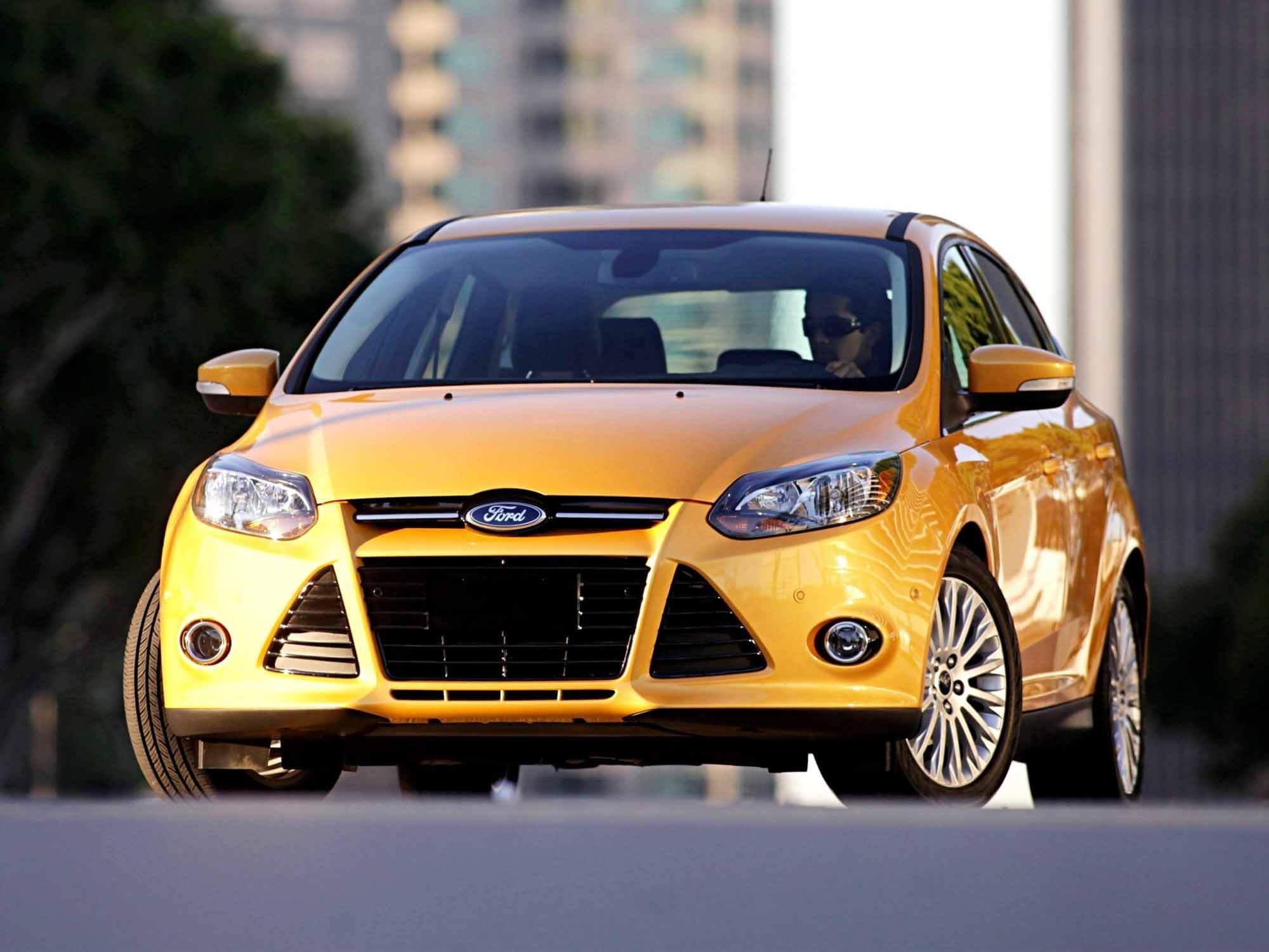 Потеря пассажира и отказ тормоза - два основных отзыва автомобилей Ford