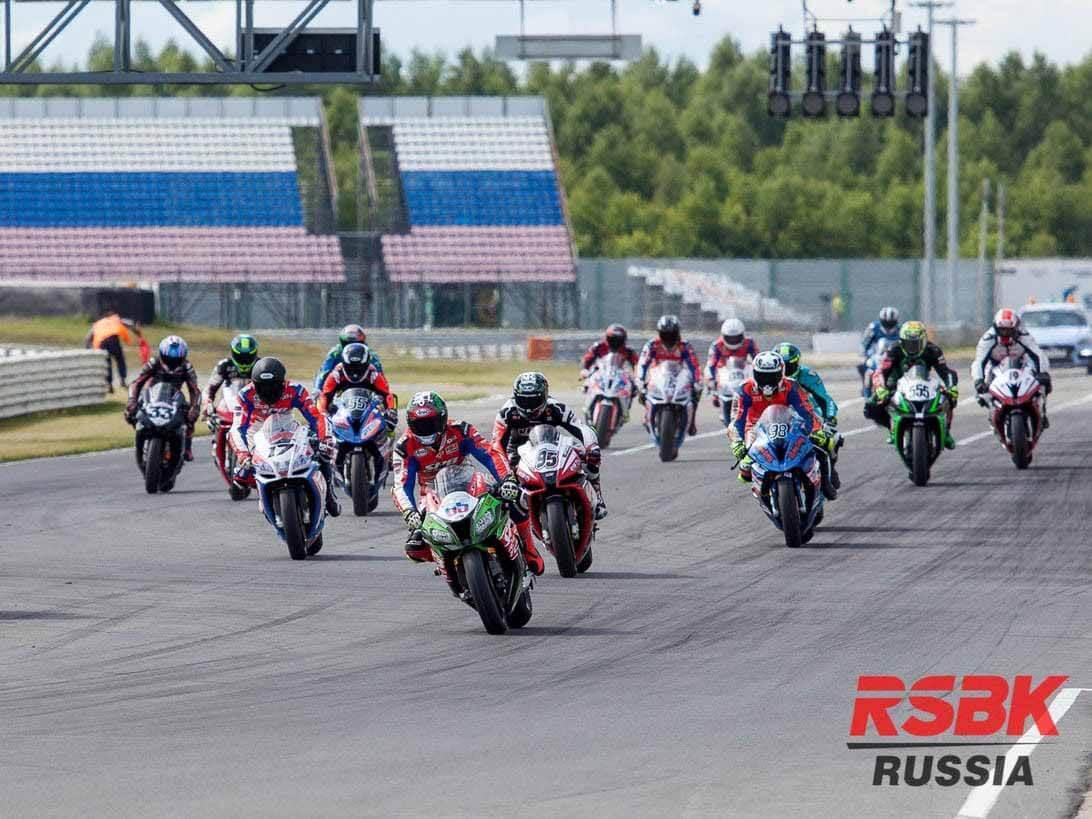 RSBK открывает гоночный сезон - Kolesa.ru - автомобильный журнал