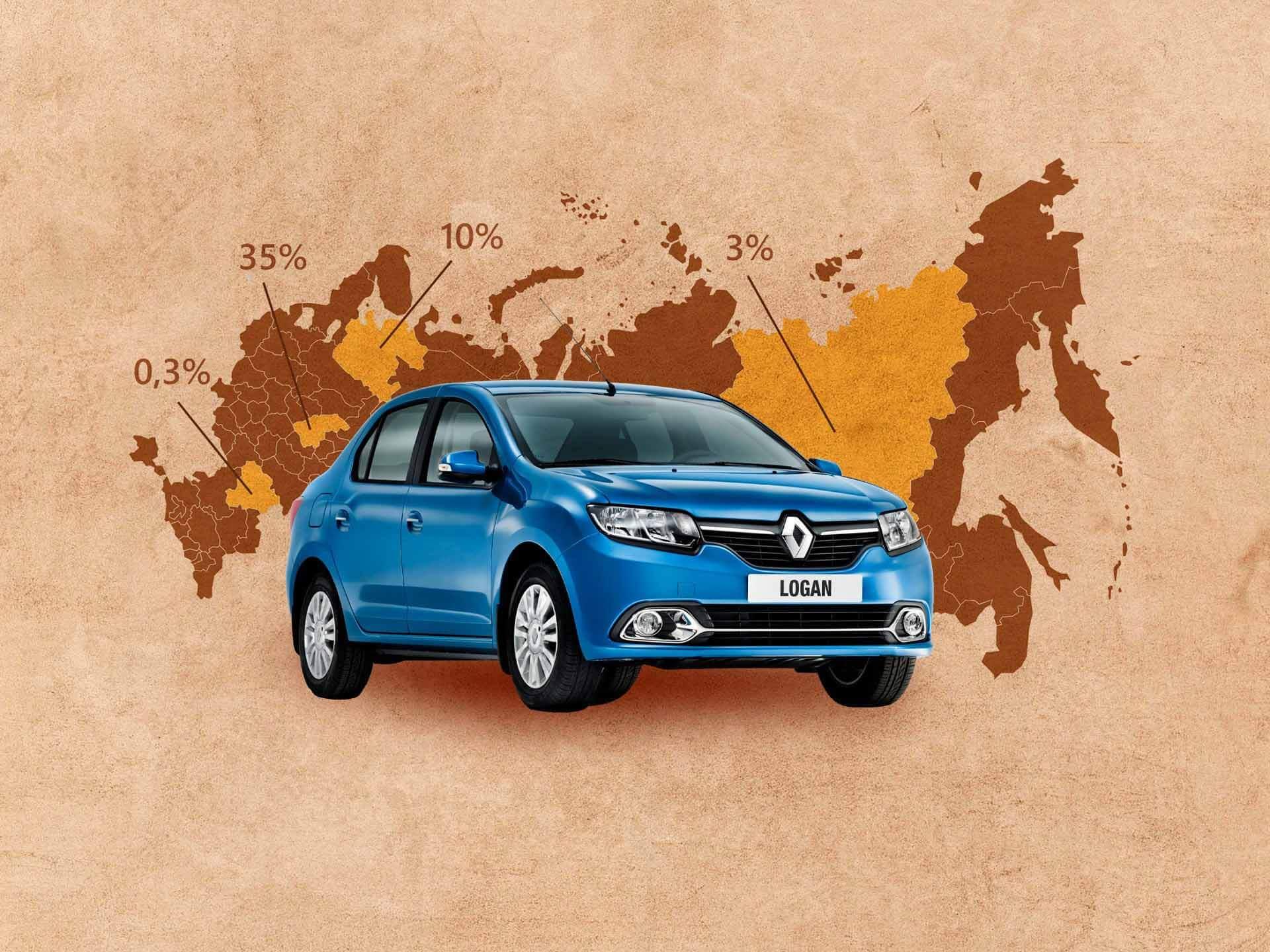 Более красивый, но менее популярный: руководство по покупке Renault Logan II
