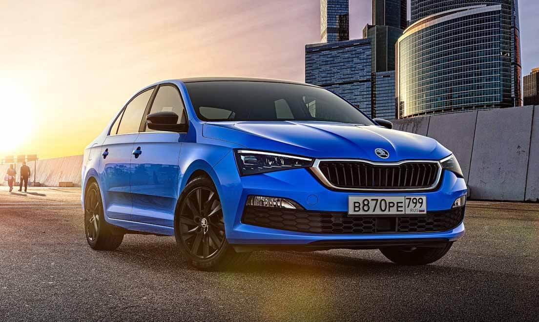 Skoda объявила о скидках на свои автомобили в июне