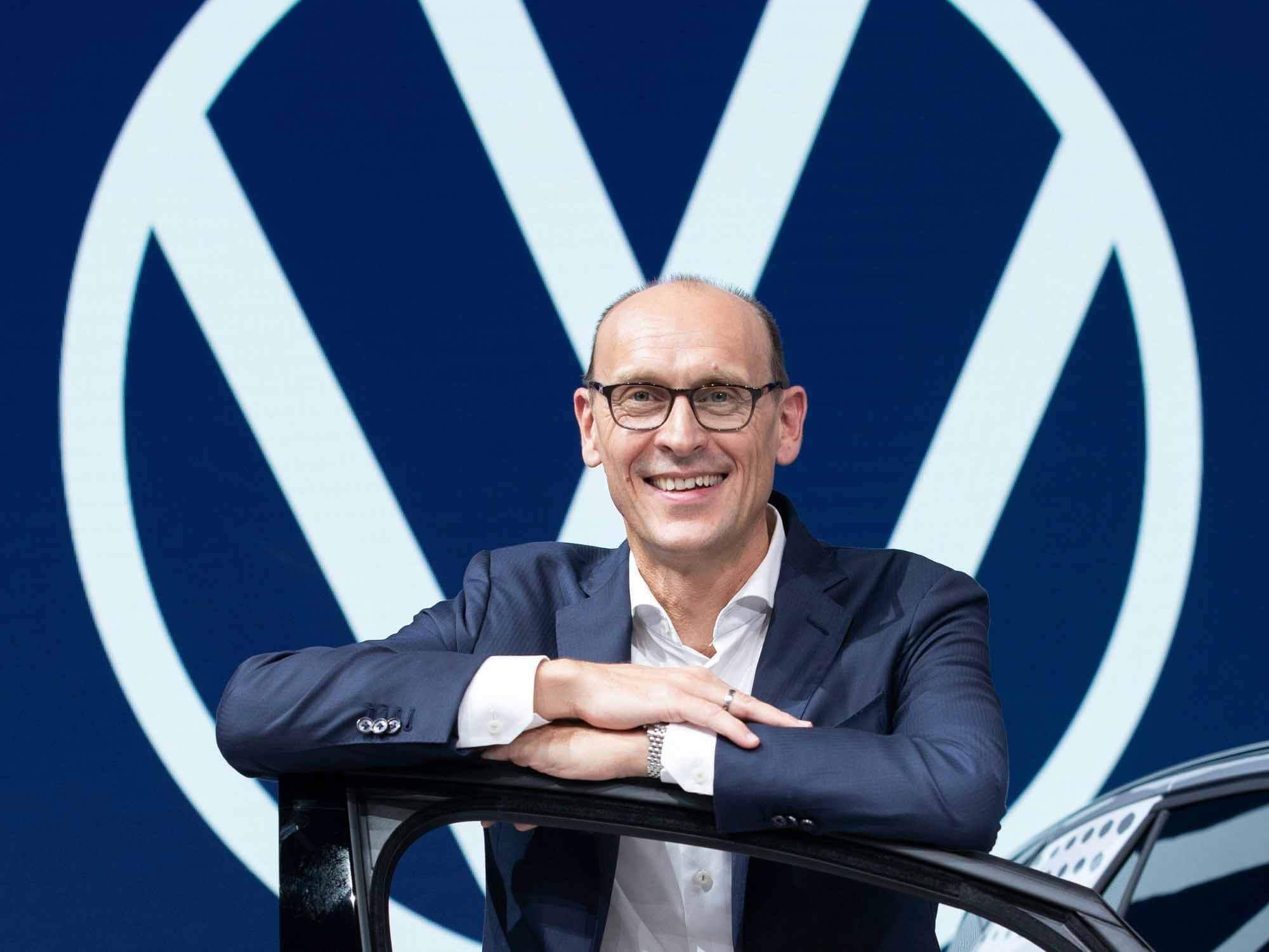 Новый глава VW официально: протеже профсоюзов вместо уроженца Порше