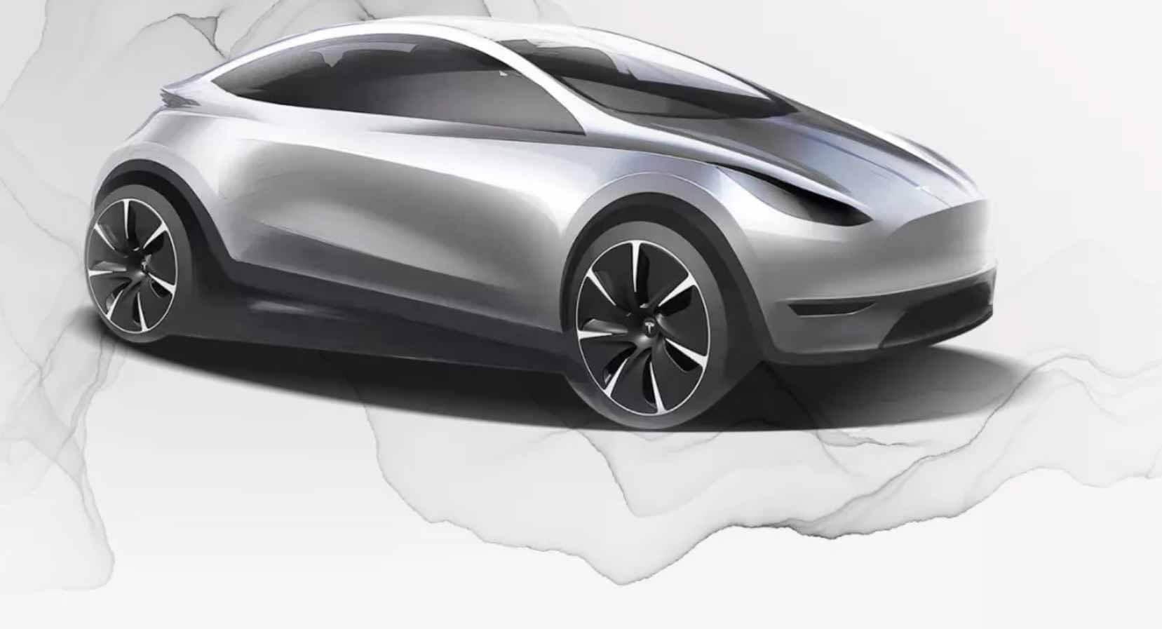 Тесла хочет автомобиль в китайском стиле, и они хотят, чтобы вы его проектировали