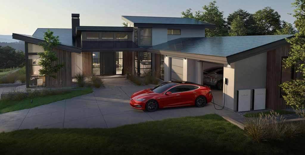 Tesla Solar Roof, готовая к международному внедрению, предлагает новейшую патентную заявку