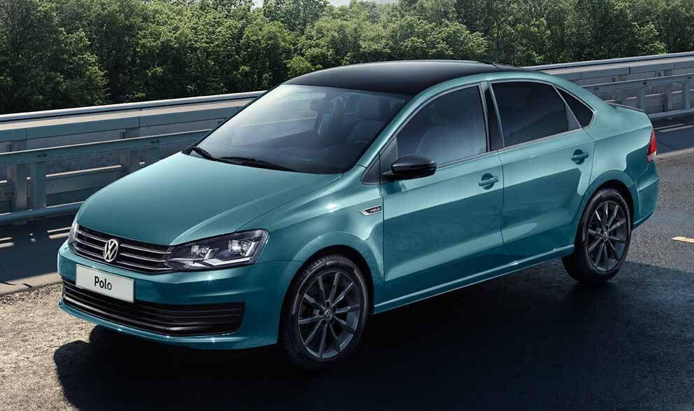 Volkswagen вспоминает поло седанов в России