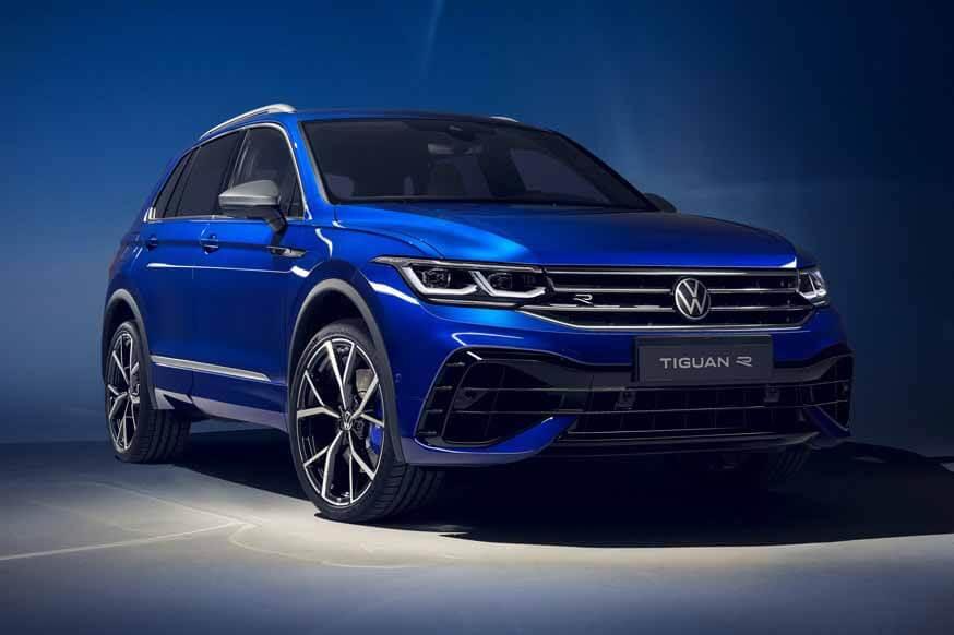 Volkswagen обновил Tiguan: оптика от «восьмого» Golf, подключаемый гибрид и «заряженная» версия