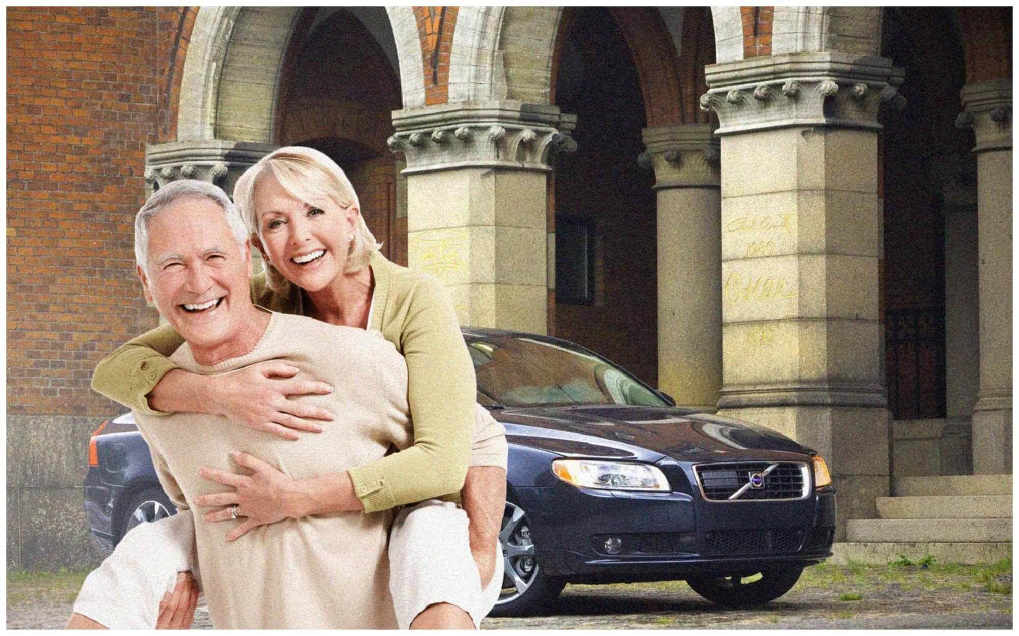 Volvo S80 может стать лучшим вариантом для пожилых людей
