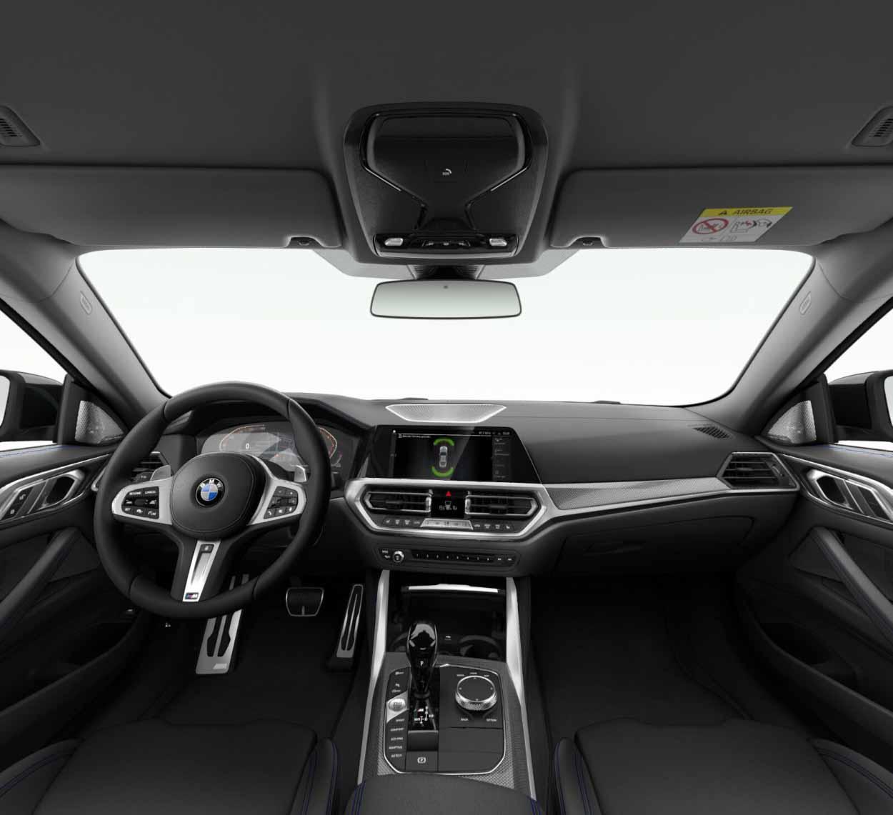 BMW 420d xDrive M Sport Pro Pro с тенью